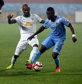 Trabzonspor: 0 - Akhisar Belediye: 0