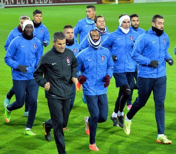 Trabzonspor'da skandal!