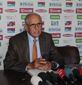 Trabzonspor'da futbol koordinatörlüğü görevinden alınan Özkan Sümer, açıklamalarda bulundu