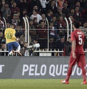 Türkiye: 0 - Brezilya: 4 / Maç özeti