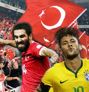 Türkiye - Brezilya maçı SHOW TV'de