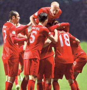 Belki de EURO 2008'den sonra ilk kez...