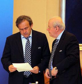 UEFA'da bir devir sona eriyor