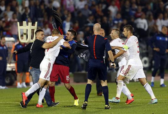 UEFA'dan Sırbistan – Arnavutluk kararı