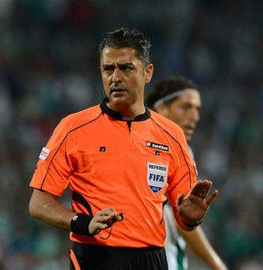 UEFA'dan Yıldırım'a görev