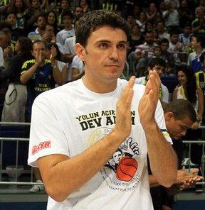 Fenerbahçe Ülker Basketbol Takımı'nın dış ilişkiler sorumlusu Mirsad Türkcan'dan açıklama