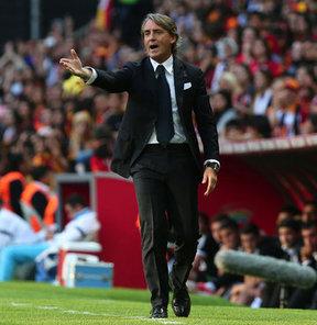 Ve Mancini resmen açıkladı!