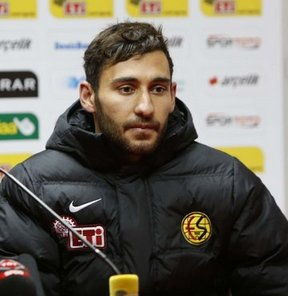 Eskişehirspor'un başarılı futbolcusu Veysel Sarı, Beşiktaş maçının ardından mücadeleyi değerlendirdi.