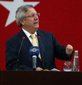 Fenerbahçe yönetimi pazartesi günü yapılacak basın toplantısına hazırlanıyor...