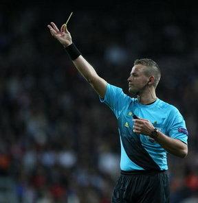 A Milli Futbol Takımı'nın Andorra ve Romanya ile oynayacağı maçların hakemleri belli oldu