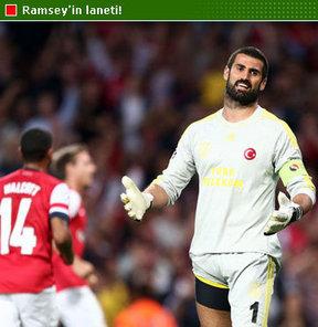 Fenerbahçe, 3-0'ın rövanşında Arsenal'e konuk oluyor
