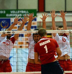 Voleybol Erkekler Avrupa Ligi 2. ayak maçlarında Türkiye, Belarus'a 3-2 yenildi